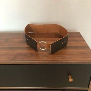 Chico's Genuine Leather Belt Size L